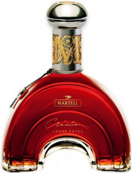 Martell Cognac Grand Extra Creation